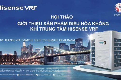 Campus Tour tại trường đại học Sư Phạm Kỹ Thuật Thành Phố Hồ Chí Minh